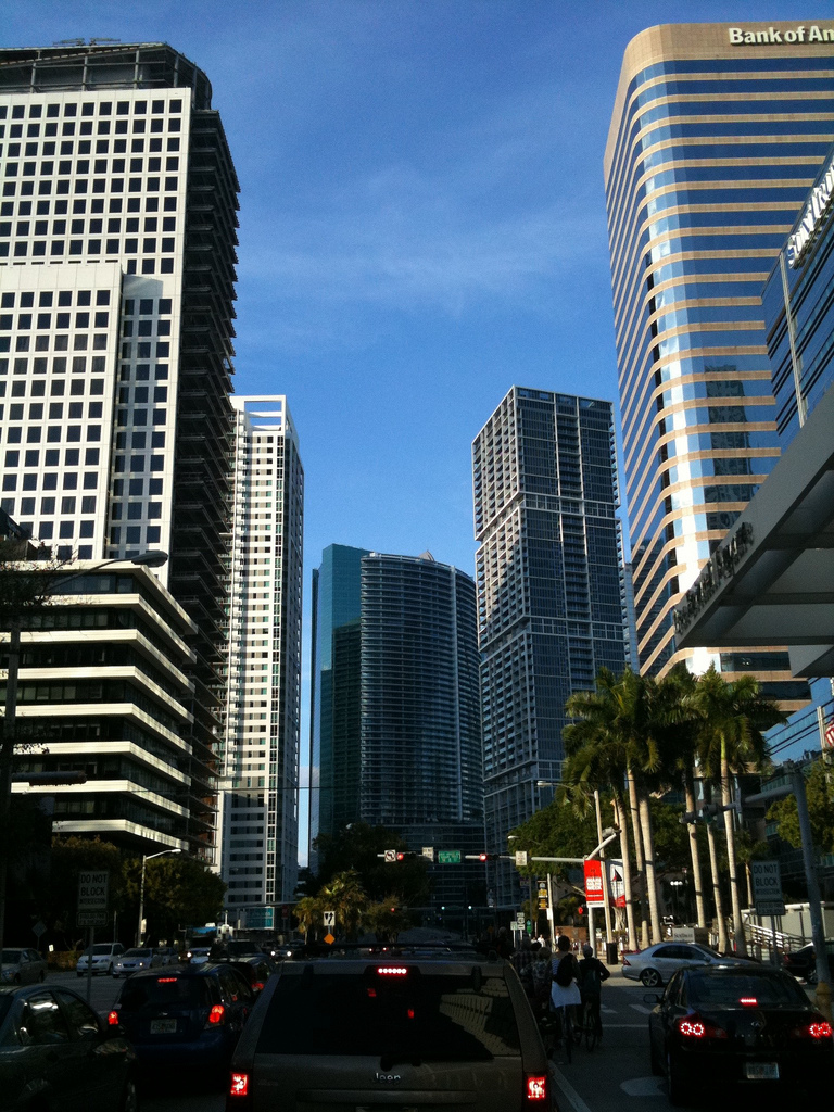 Go Living In downtown miami