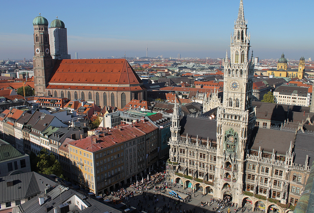 Go Living In Munich Germany