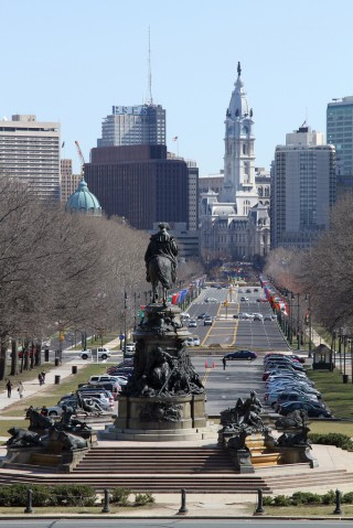 Go Living In Philadelphia