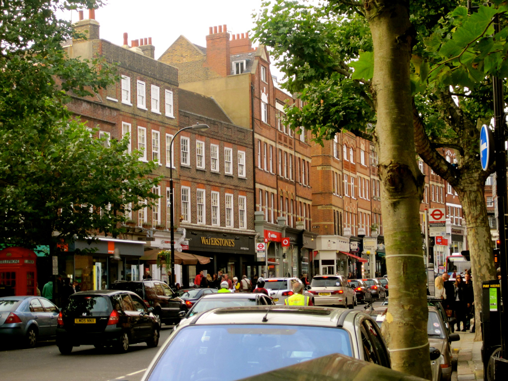 Go Living In Hampstead London