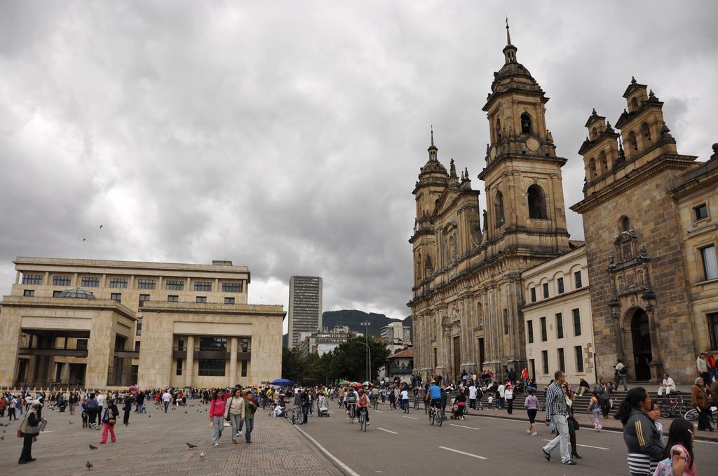 Go Living In Bogota Colombia