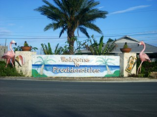 living in Providentiales