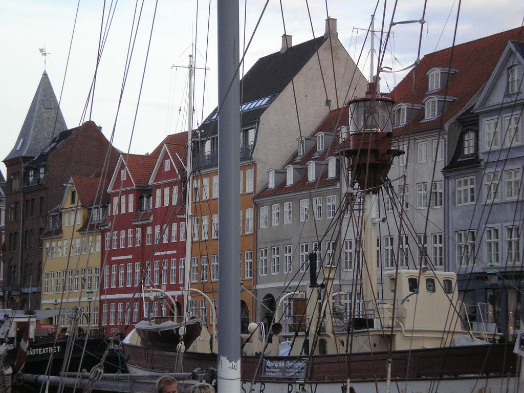 Housing in Copenhagen, Denmark