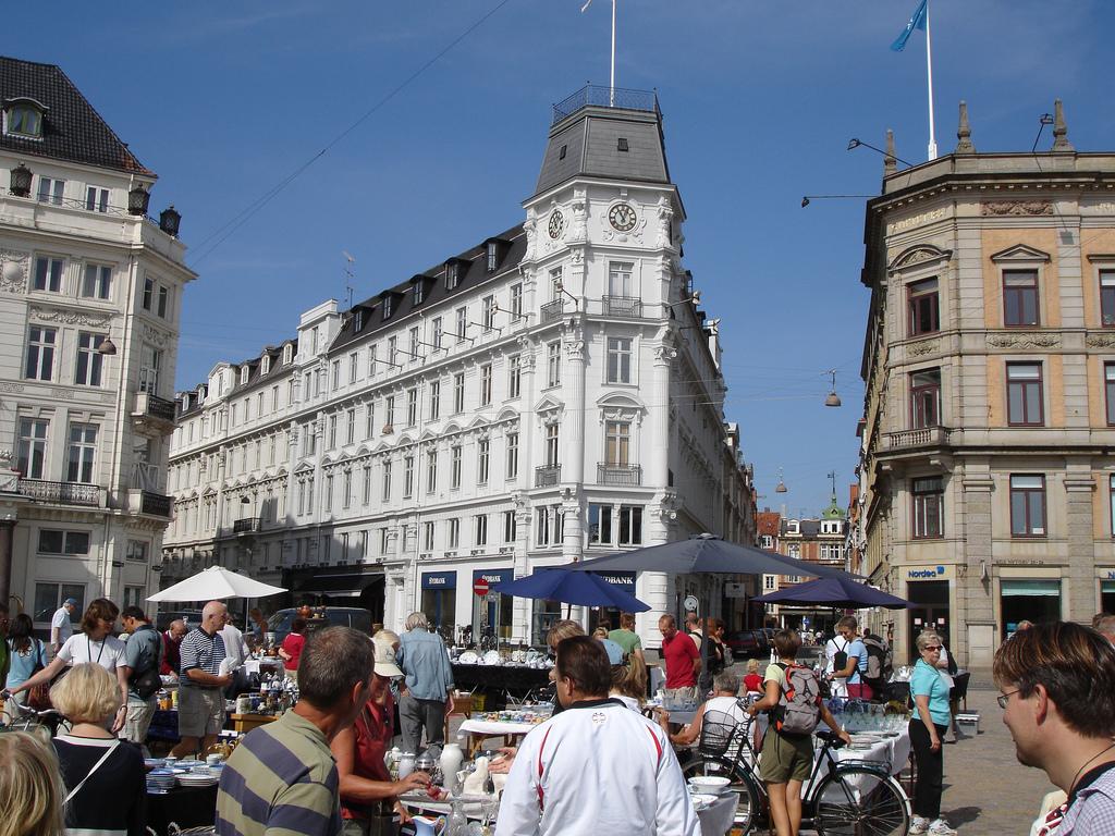 Living in Copenhagen