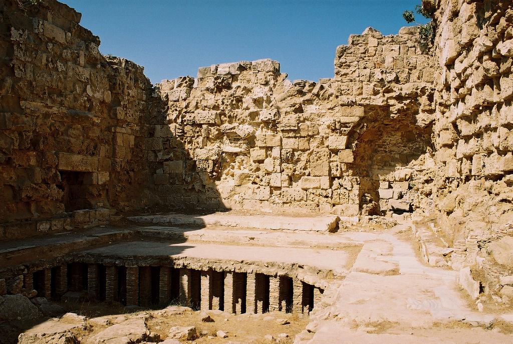 Salamis Ruins,Northern Cyprus