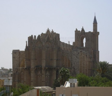 St. Nicholas Cathedral, Northern Cyprus