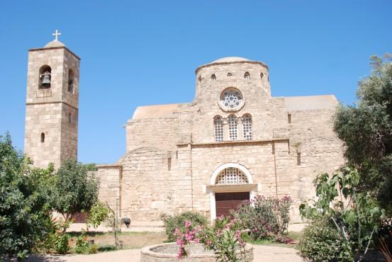 St. Barnabas Monastery, Northern Cyprus
