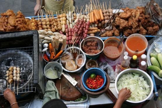 Bnagkok street food