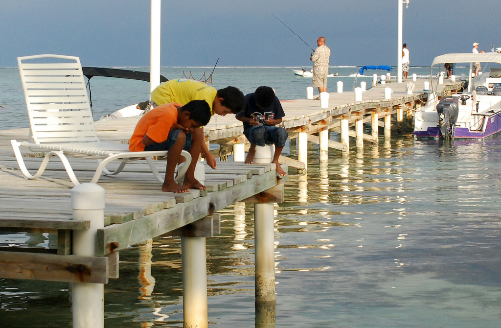 Moving and Living in Belize with Kids