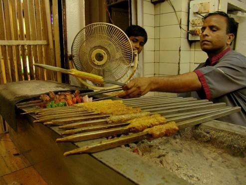 Delhi Eating Out